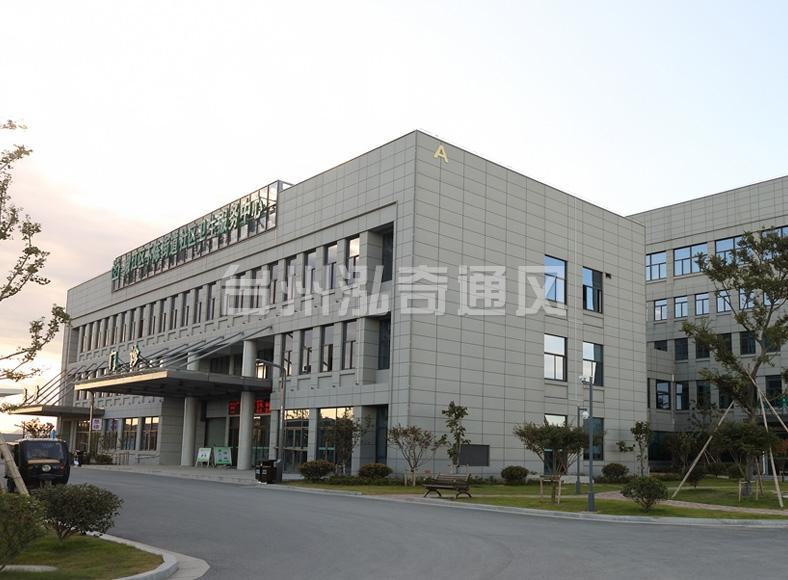 台州版火神山医院